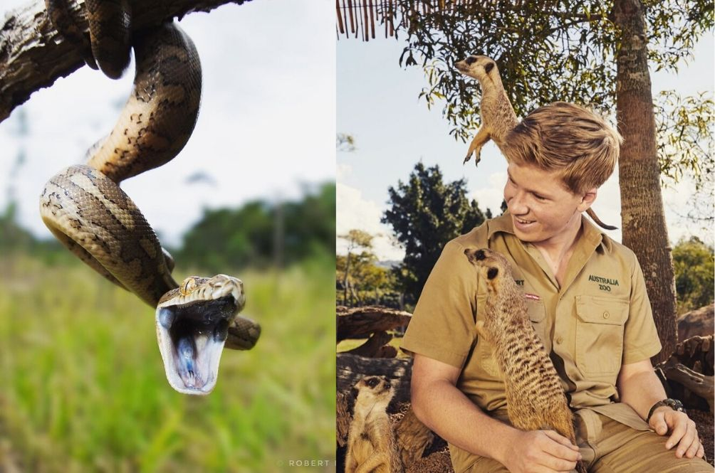 Steve Irwin's Son Robert Is A Kick-Ass Photographer And He's Only 16!