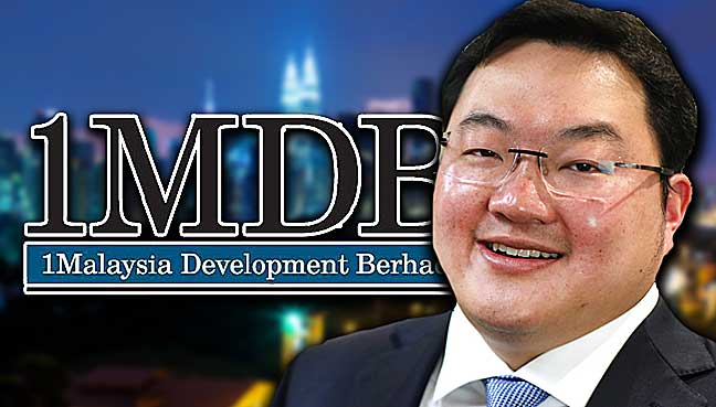 One of the main players in the 1MDB saga - Jho Low