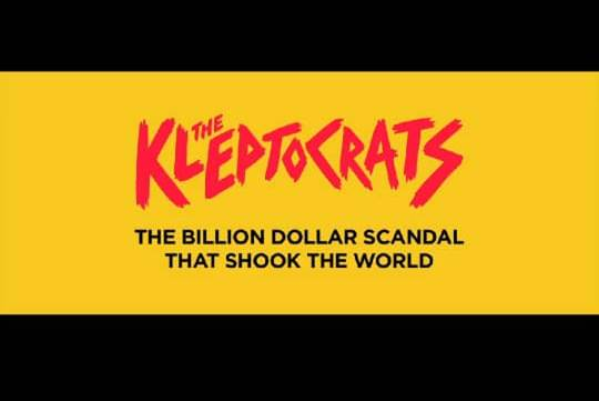 Catch The Kleptocrats on Astro First now!