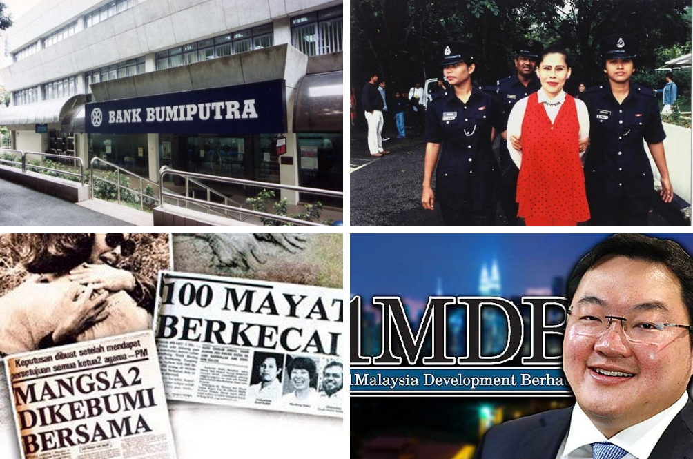 Criminal Minds: Top Five High Profile Crime Cases In Malaysia