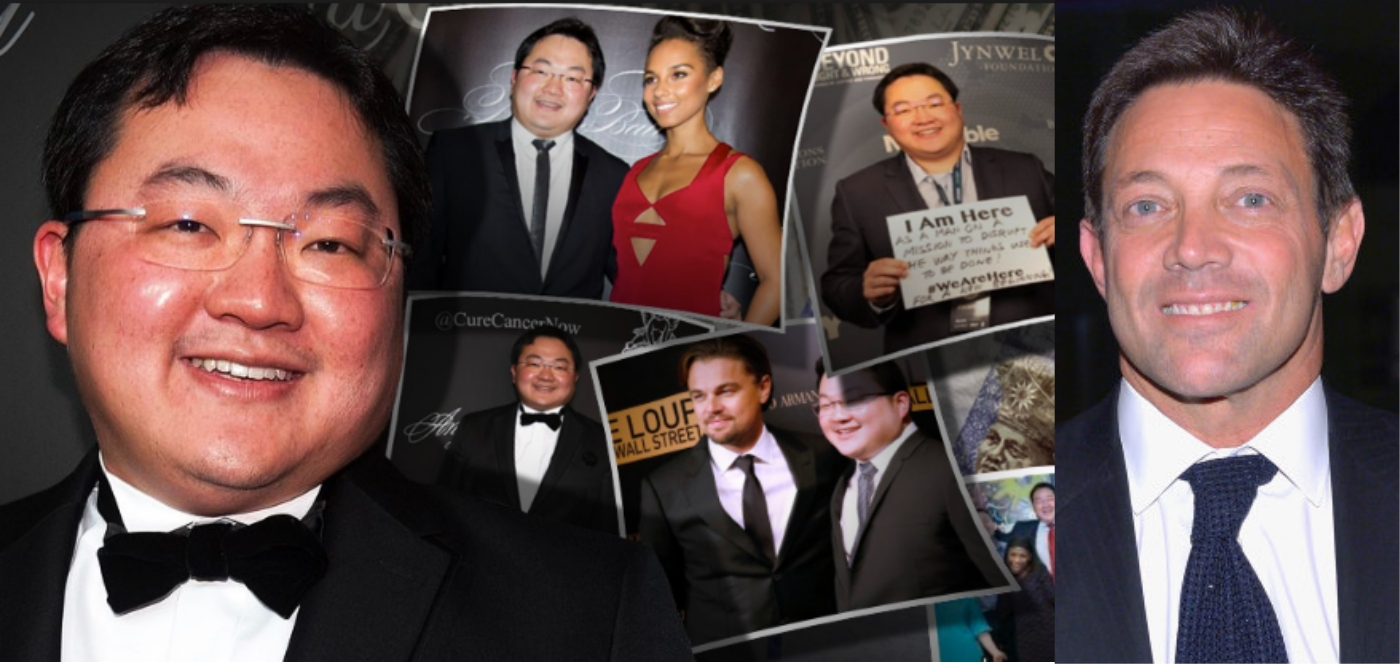 We Noticed Something About Jho Low And Jordan Belfort From 'The Wolf