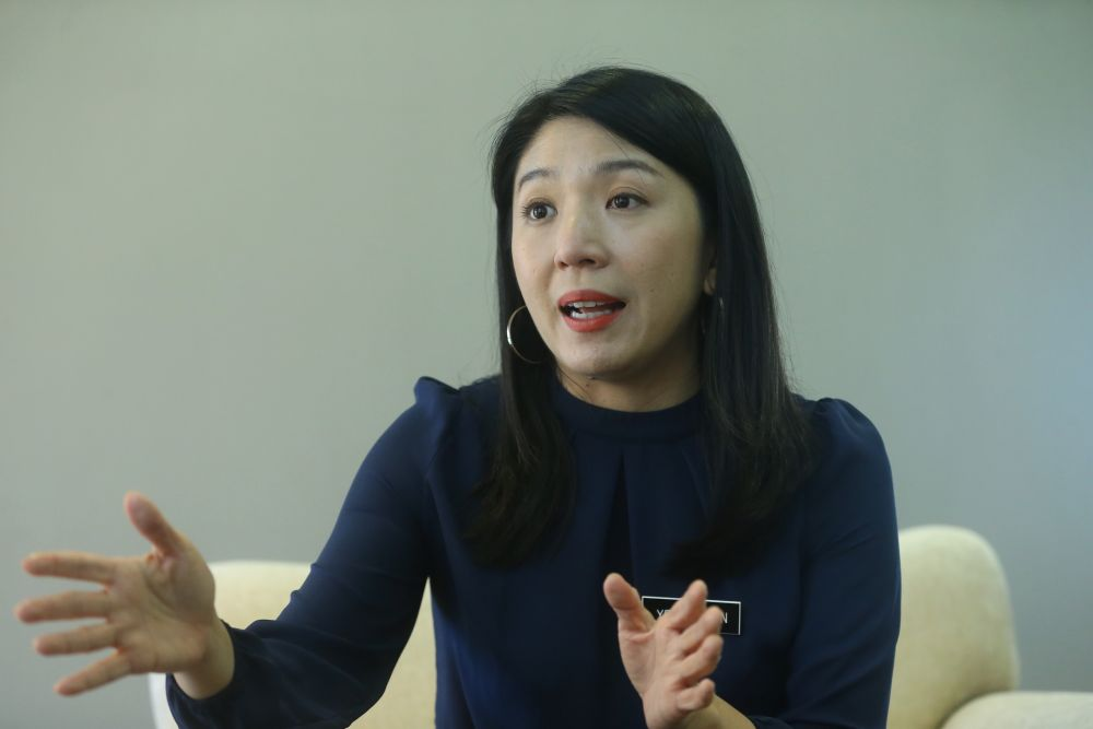 Minister of Energy, Science, Technology, Environment and Climate Change Yoe Bee Yin