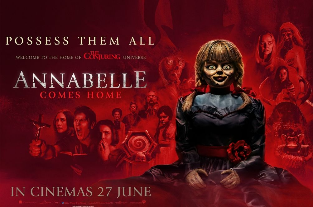 'Annabelle Comes Home' Review By Someone Who Finds Horror Movies Boring