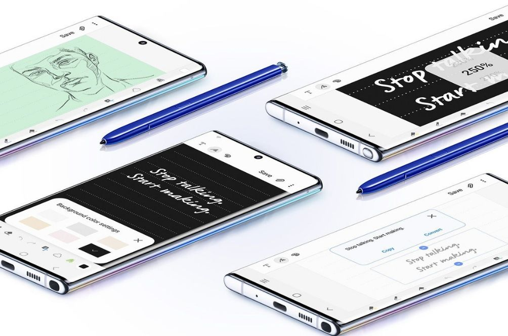 What's New With The Samsung Galaxy Note 10 And The Note 10+