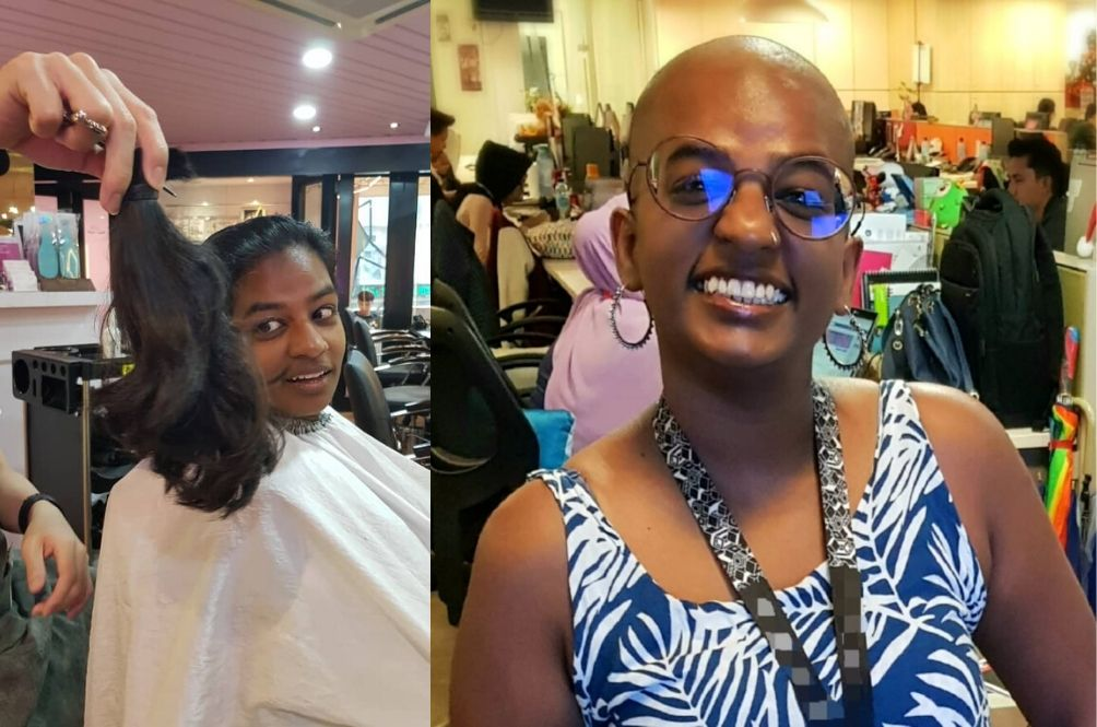 I Decided To Go Bald On World Cancer Day And Learnt A Lot More Than I Expected