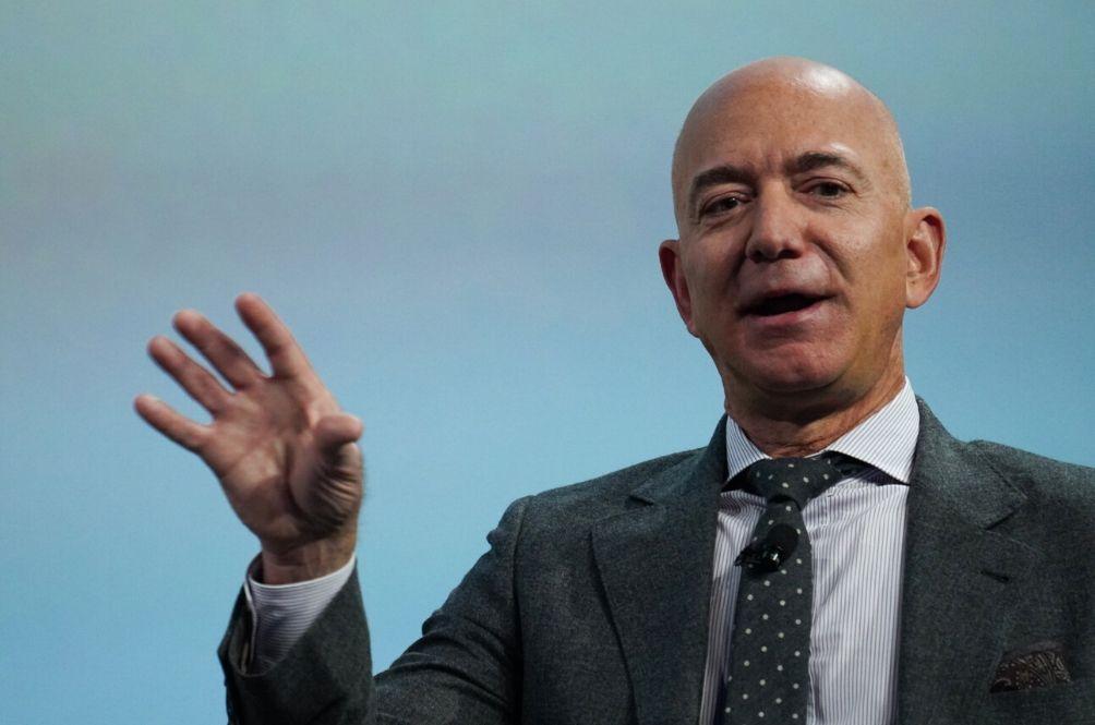 World's Richest Man, Jeff Bezos, Pledges RM42 Billion To Fight Climate Change