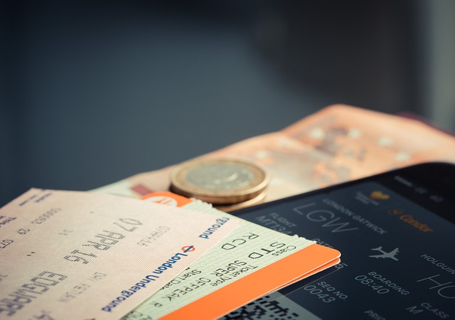 Be prepared to hand over your letter together with your boarding passes