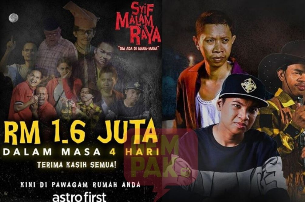 'SYIF MALAM RAYA' Collects RM1.6 million In Four Days On Astro First