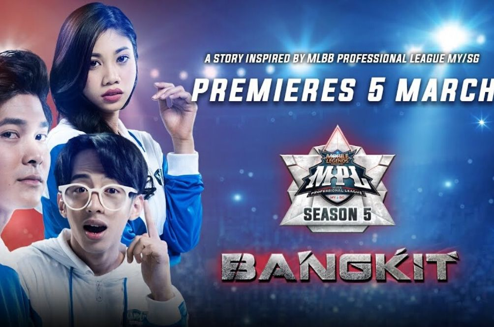 'Bangkit': An Inspiring Web Series That Gives Us A Glimpse Into The World Of E-Sports