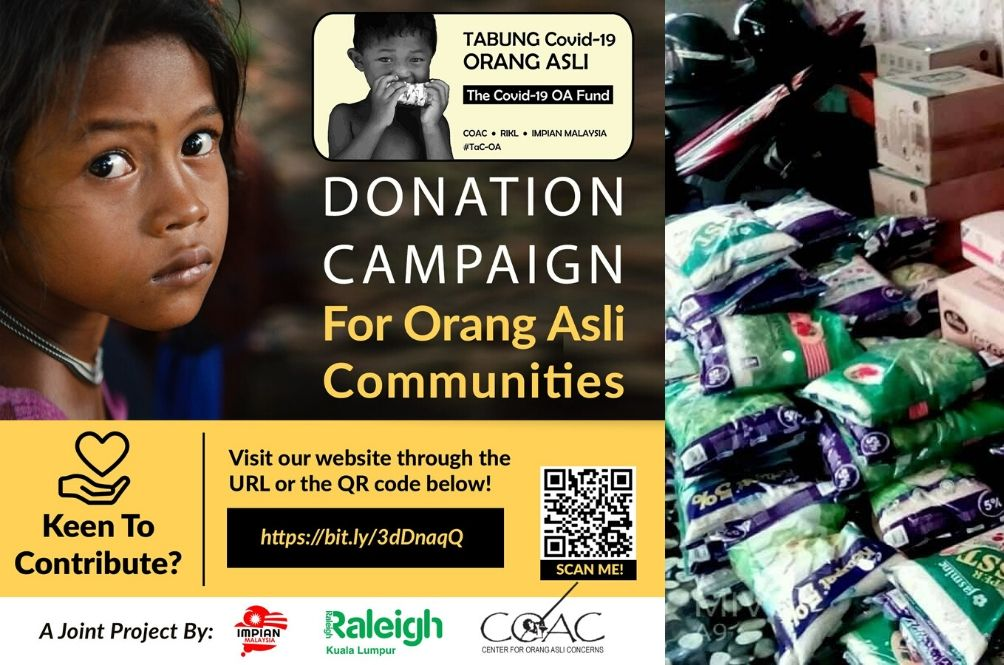 Guys, The Orang Asli Community Needs Your Help To Get Through The MCO Period