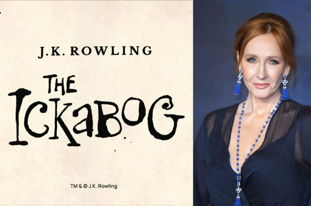 JK Rowling Has Released Her First Children's Book Since 'Harry Potter' And It's Free!
