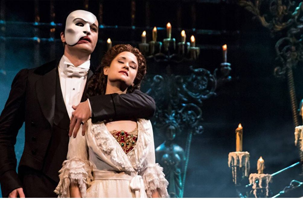 You Can Watch Andew Lloyd Webber's 'Phantom Of The Opera' For Free This Weekend!