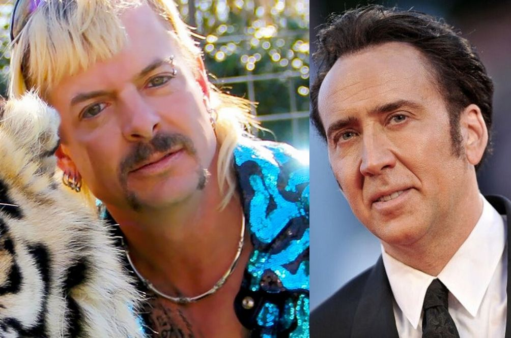Nicolas Cage Is Set To Play Joe Exotic From 'Tiger King' In Scripted Series