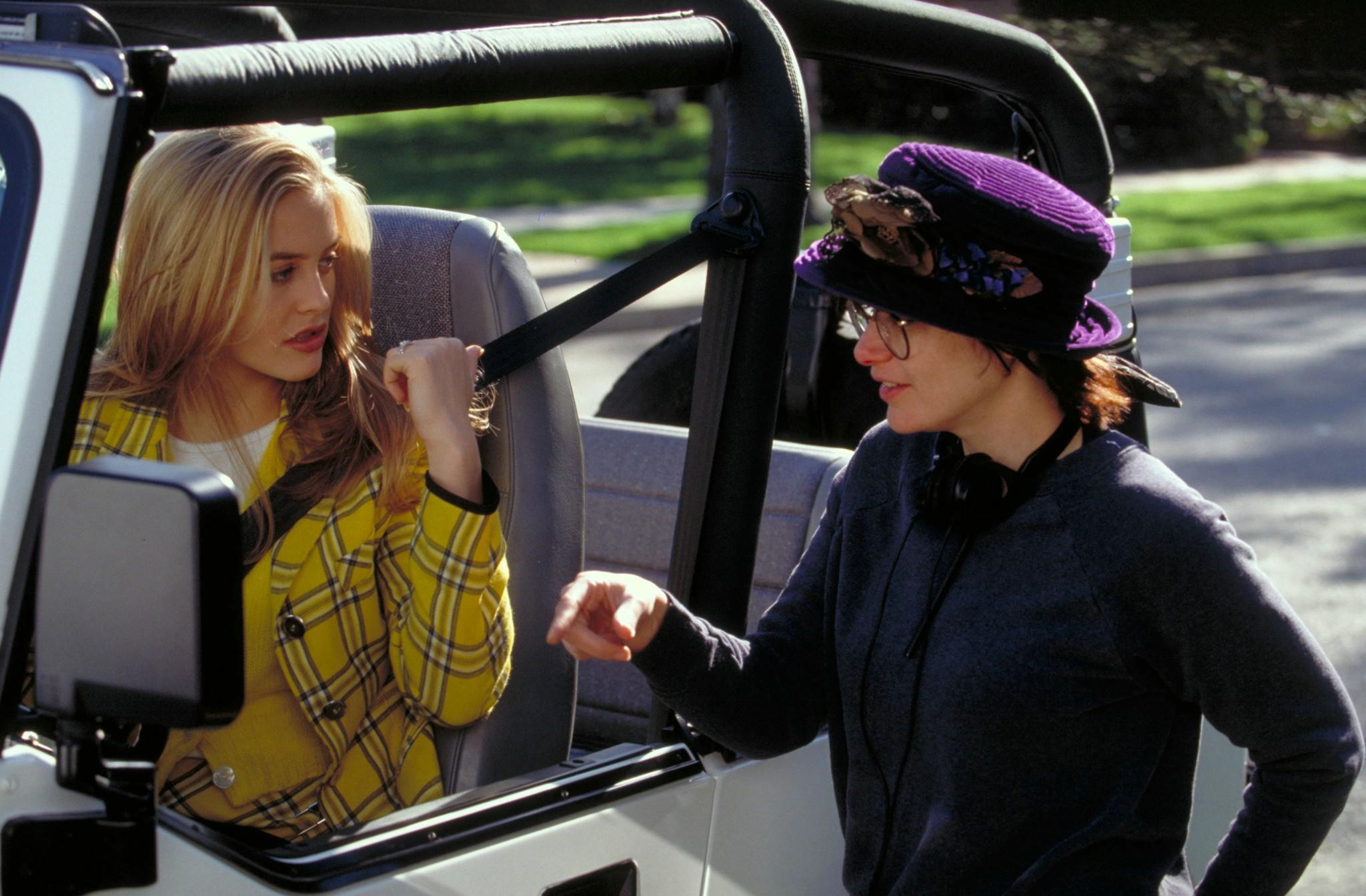 Clip from the movie Clueless