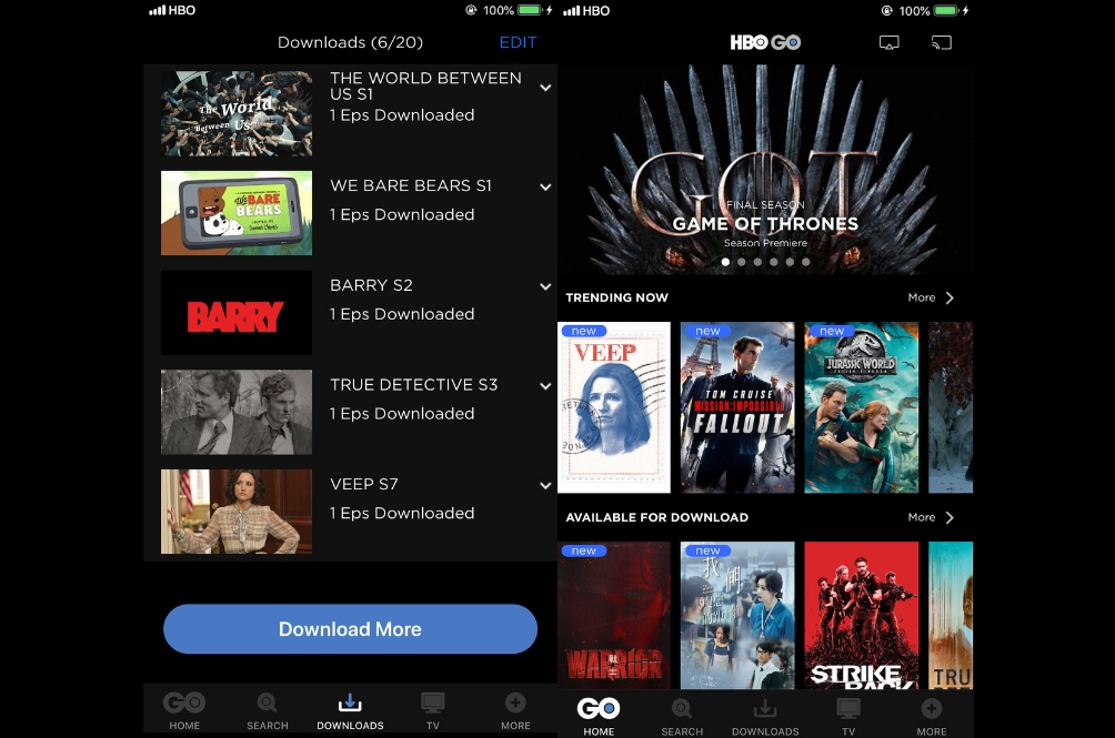 Rejoice, Astro Customers! You Now Get Exclusive Access to HBO GO
