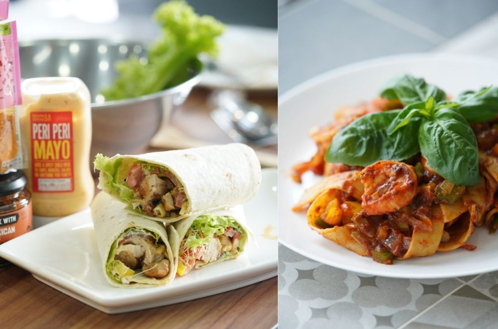 Master The Art Of Simple Cooking With Marks And Spencer And TCH Foodworks