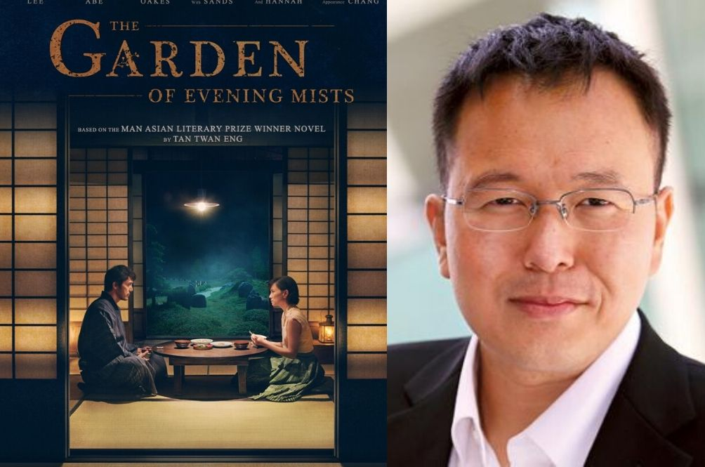 Here's How You Can Meet The Author Of 'The Garden Of Evening Mists' And Get Your Book Signed