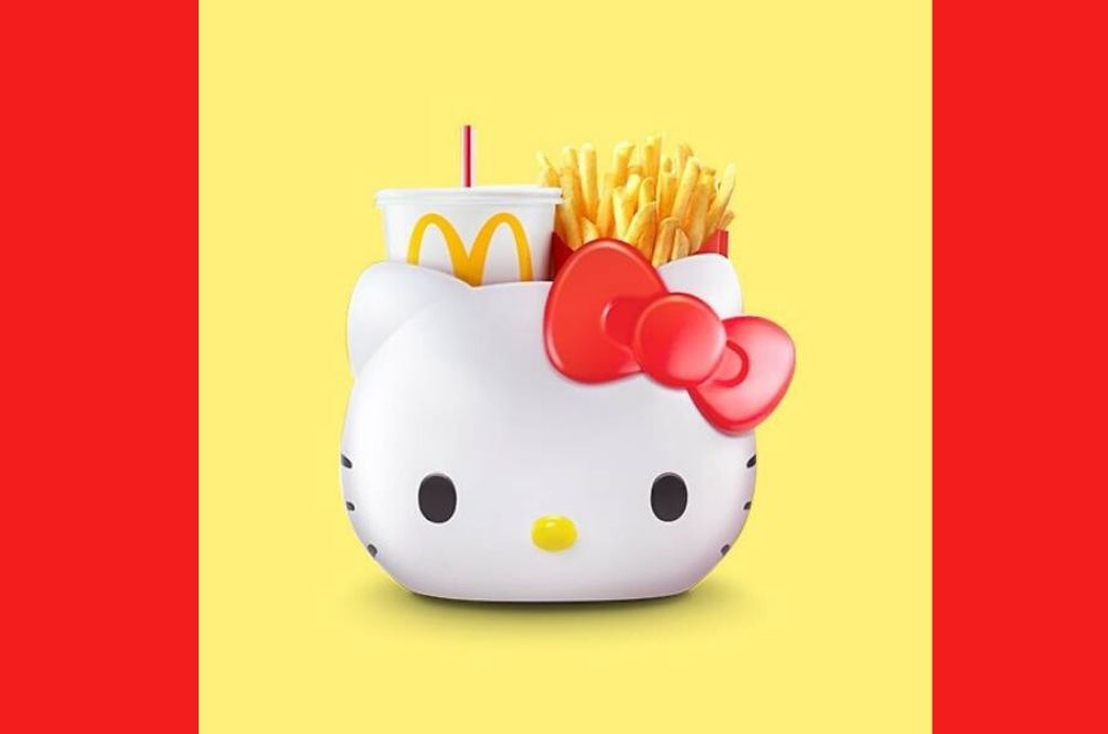 The Hello Kitty Carrier Is Finally Coming To McDonald's Malaysia!
