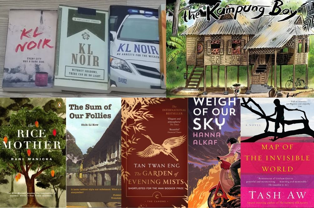 Seven Books Written By Malaysian Authors You Should Get Your Hands On