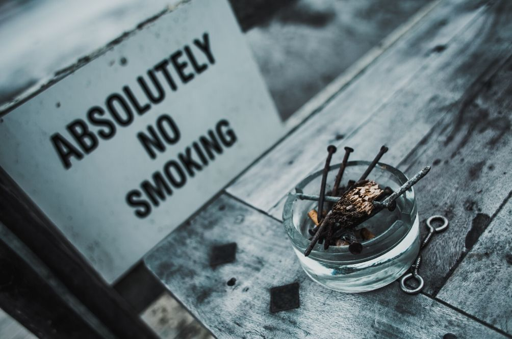 Smoking Ban In Restaurants Will Come Into Full Force Beginning 1 January