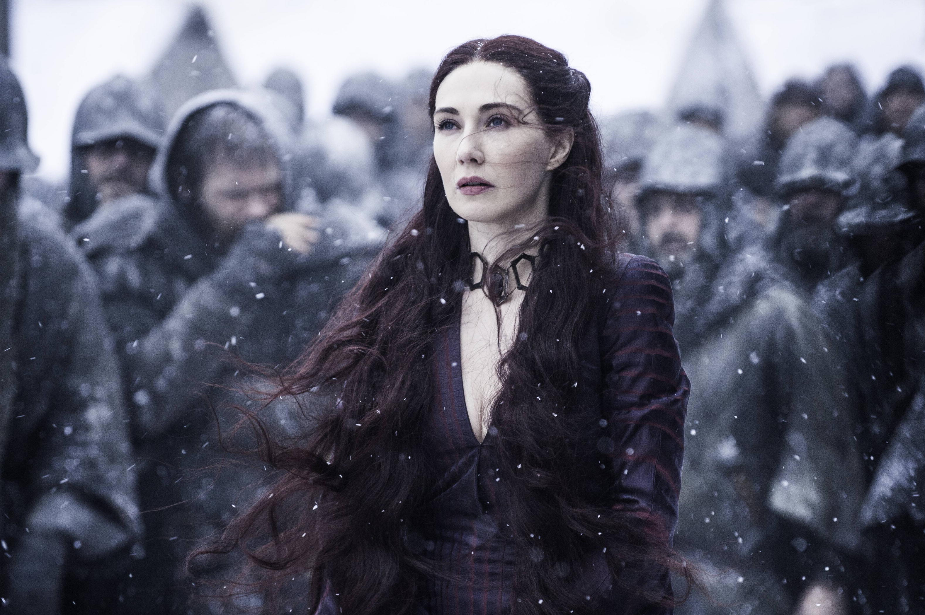 Where art thou, Melisandre?