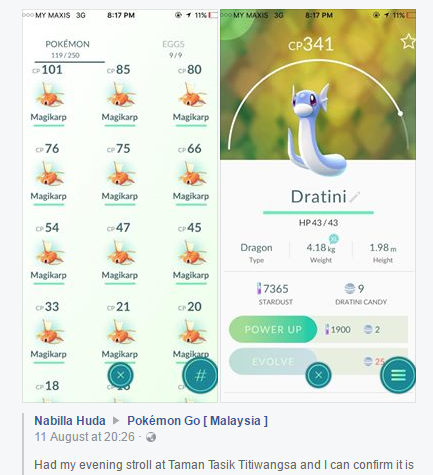UPDATED] Pokemon Go: Where to Catch Em' All in KL | Lifestyle