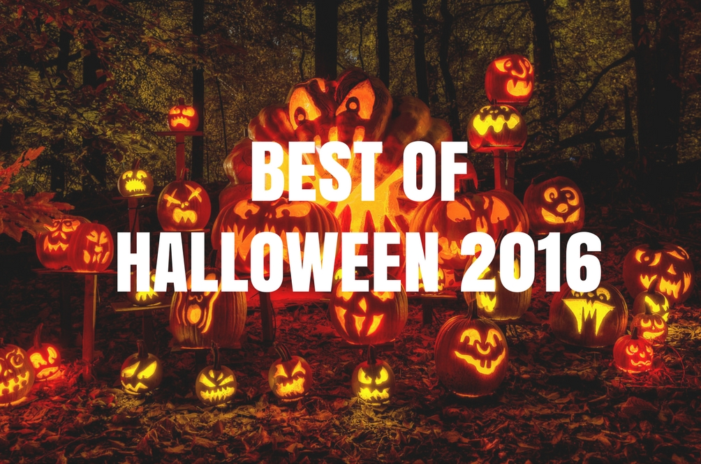 Best of Halloween 2016