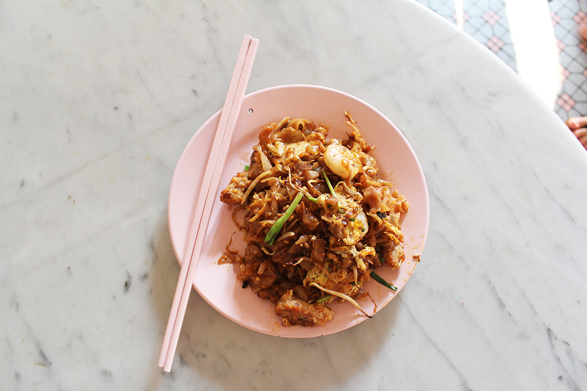 Probably the best char koey teow in Penang? You decide.