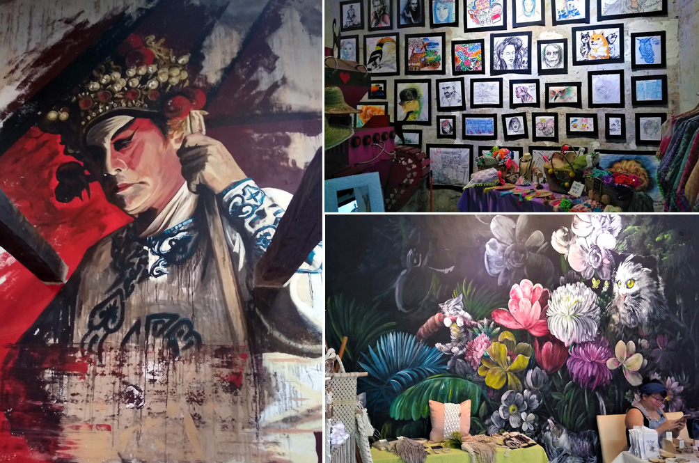 Art Lovers, Check Out Penang's Latest Gorgeous Art Lane!