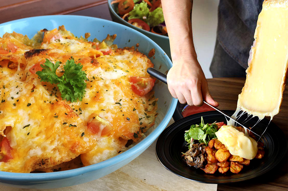 Cheese Lovers, Come Over To Penang To Drool Helplessly Over These Cheesy Dishes