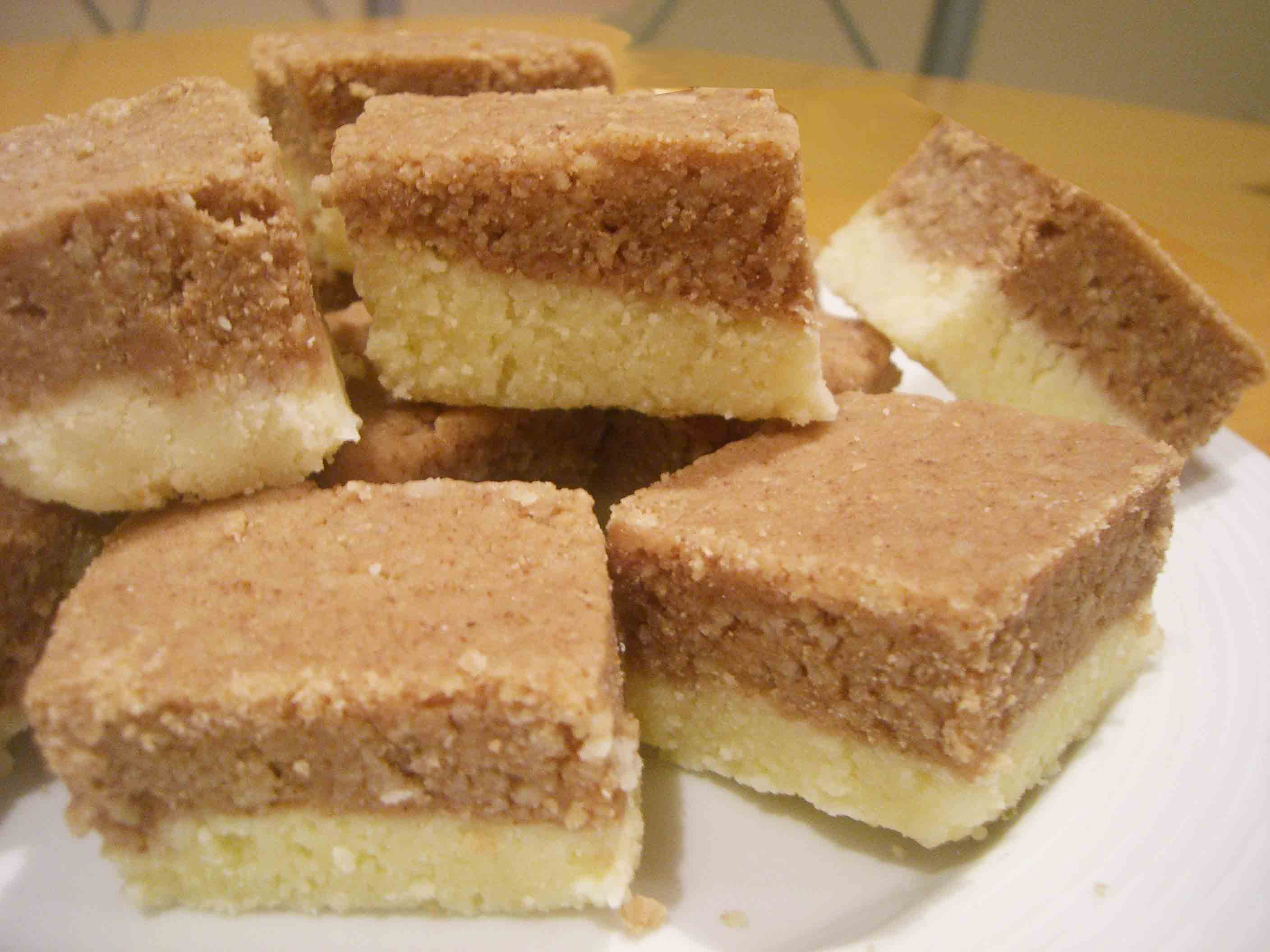 Choclate burfi, anyone?