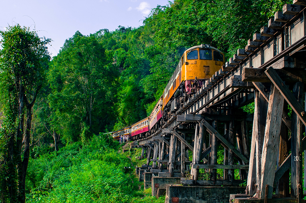 Forget Bangkok And Phuket; Kanchanaburi Should Be Your Next Stop in Thailand