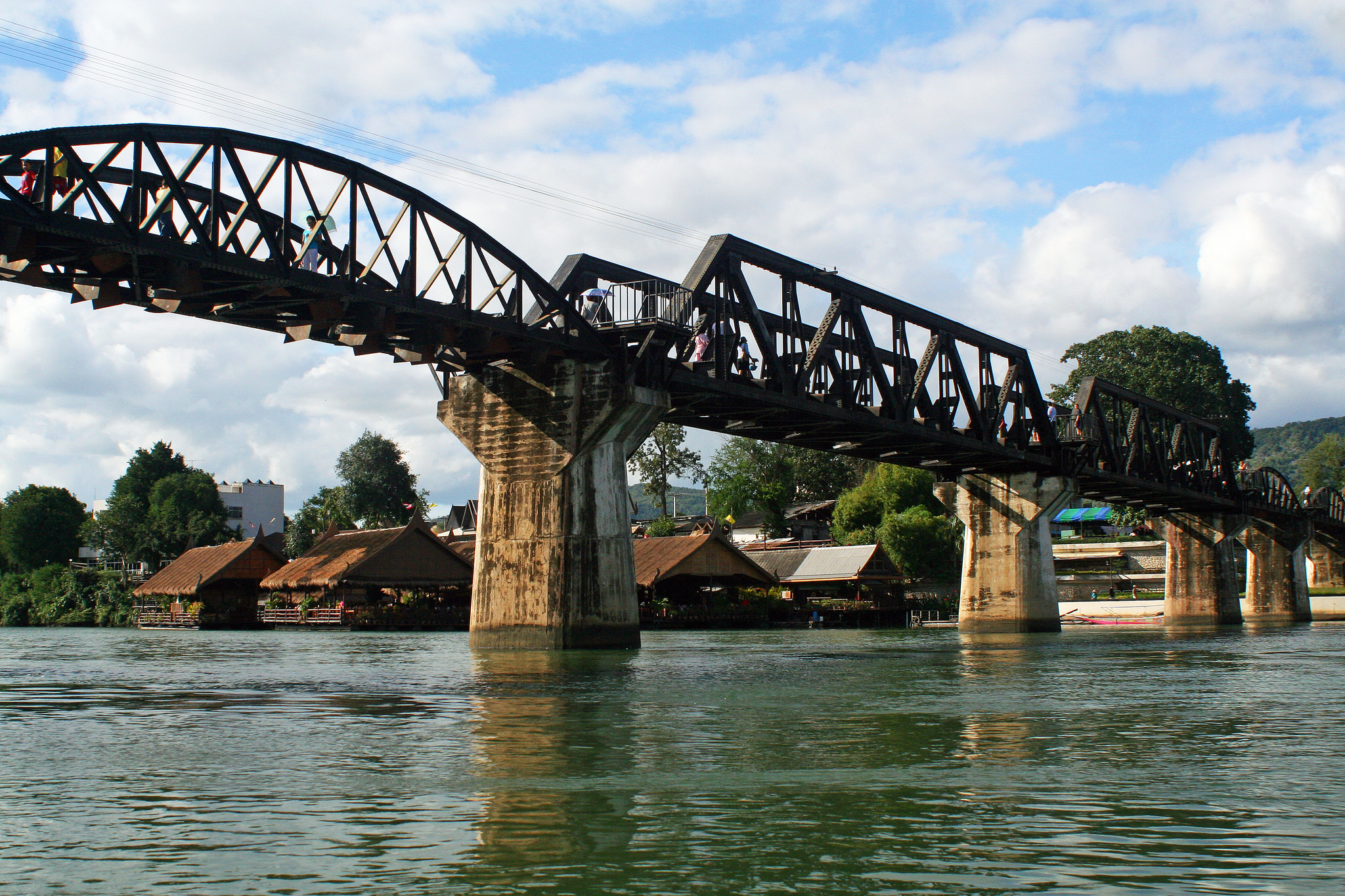 The Bridge on River Kwai.