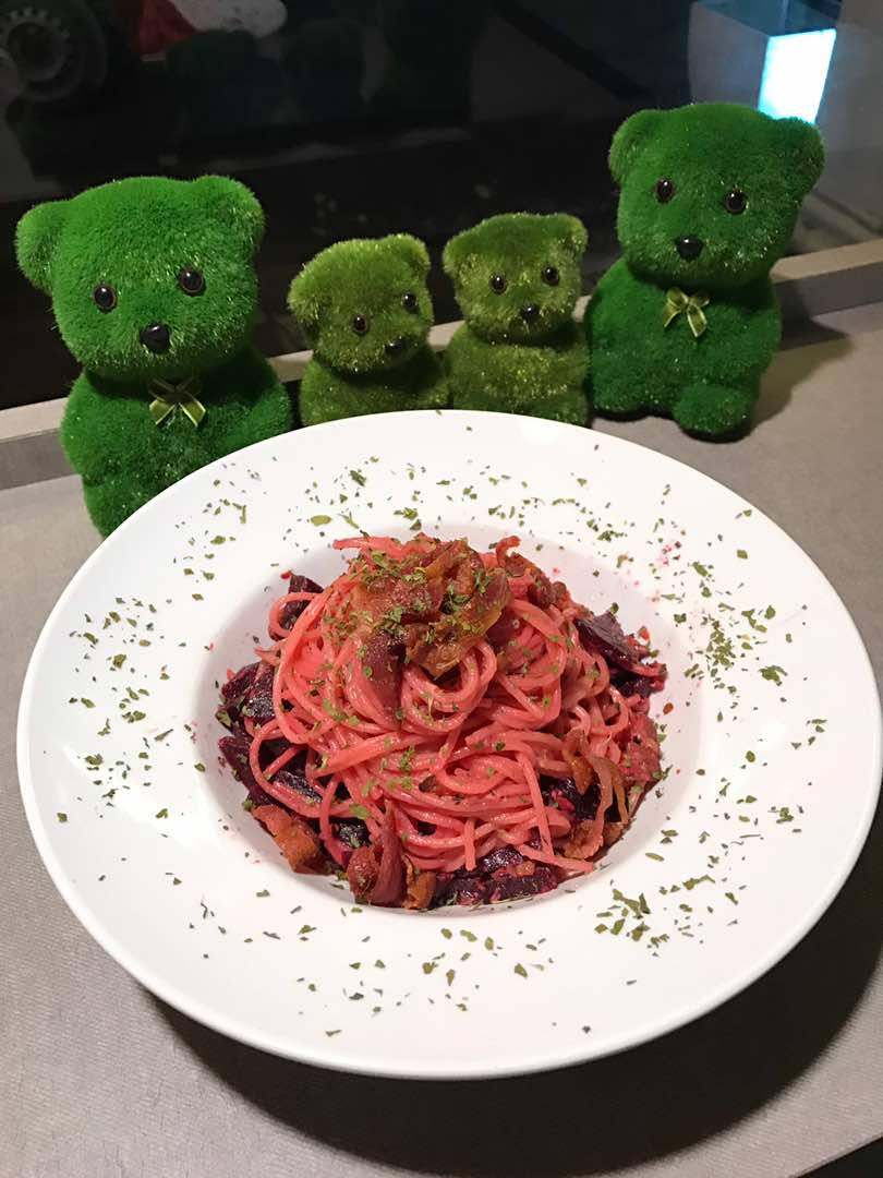 The Pink Pasta