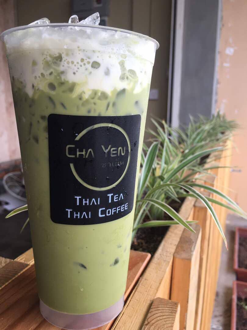 A little Thai twist to your tea.