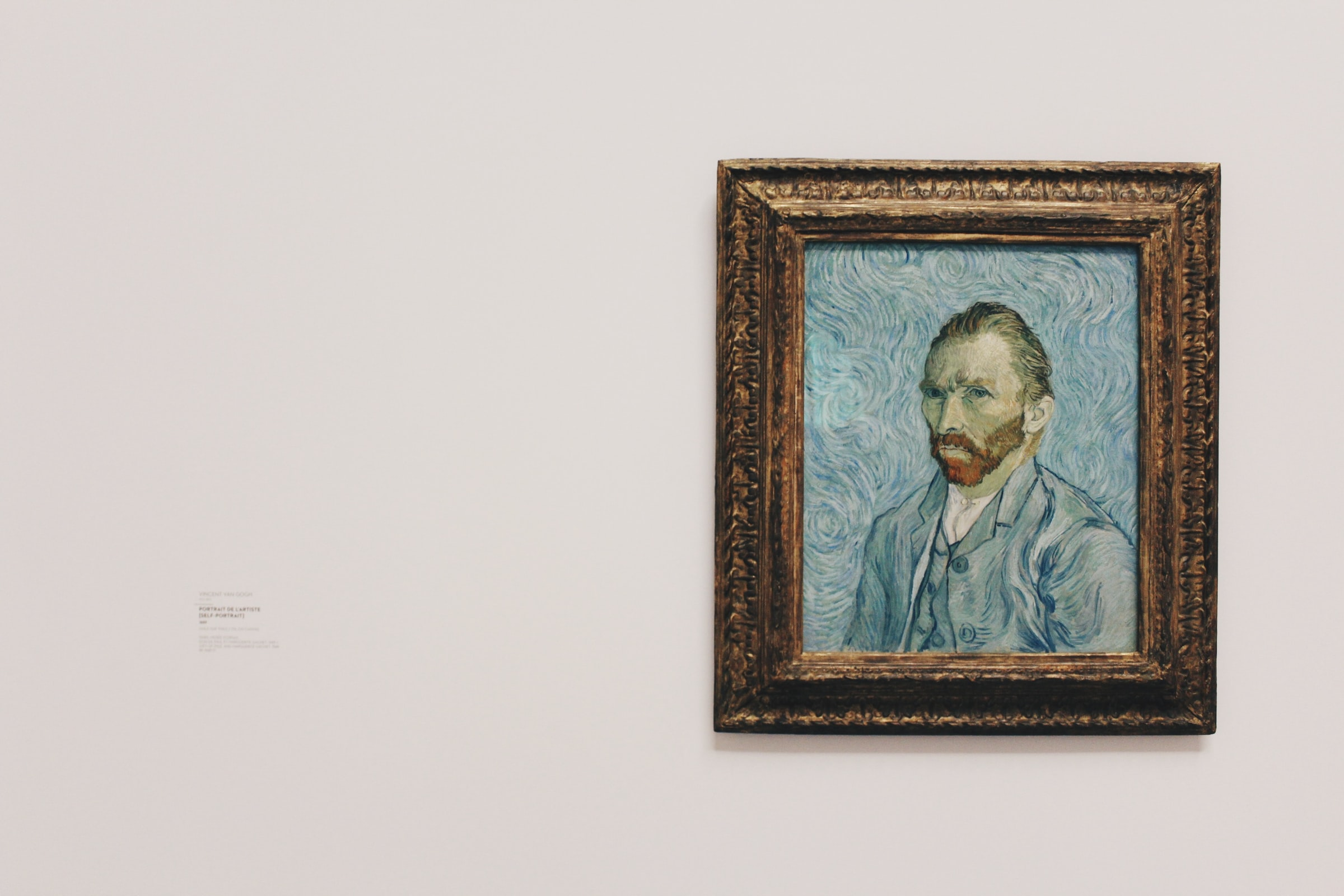 Van Gogh in your own home.