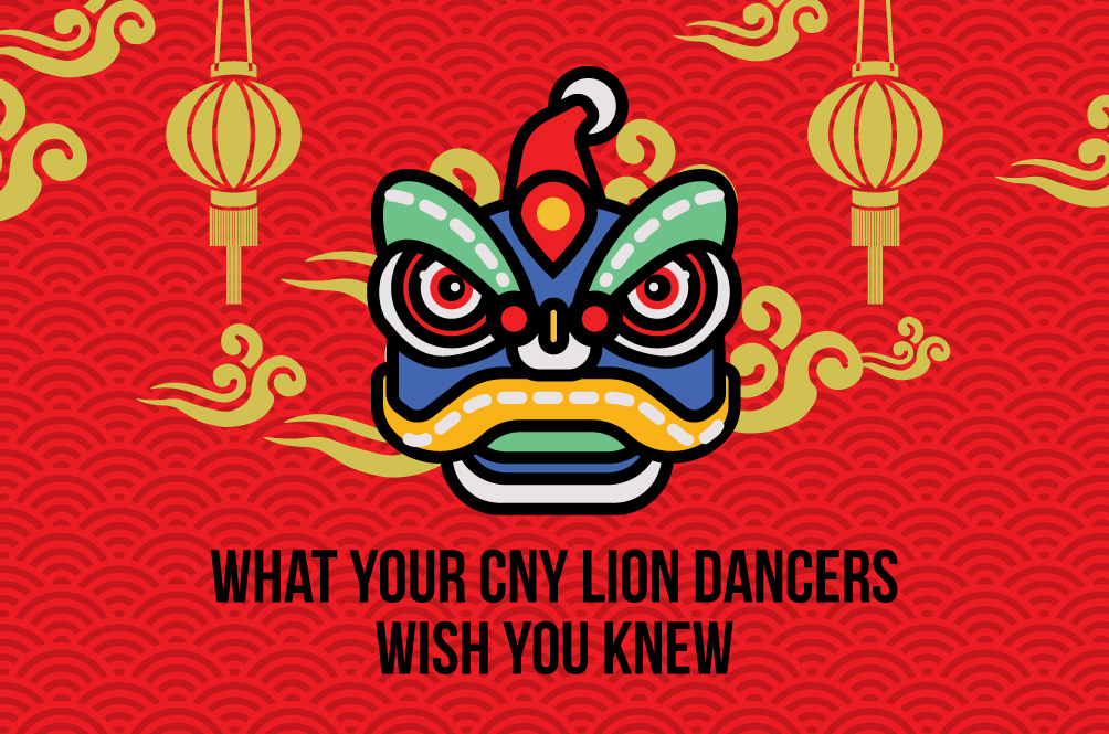 Lion Dancers Make a Lot of Money?! That and 10 Other Facts You May Not Know About Them