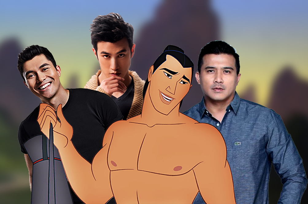 9 Hunky Asian Actors We D Like To See Play Mulan S Love Interest Entertainment Rojak Daily