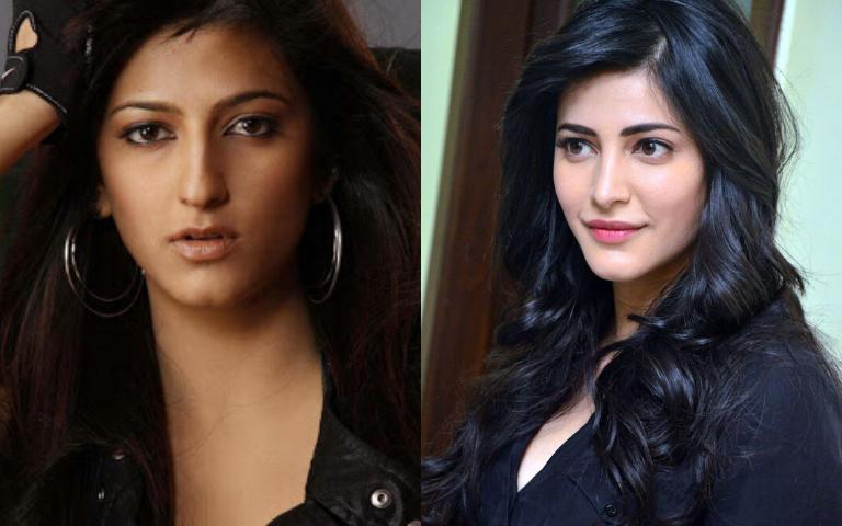 Before & After Pics: Actress Shruti Haasan Reveals Her Plastic ...