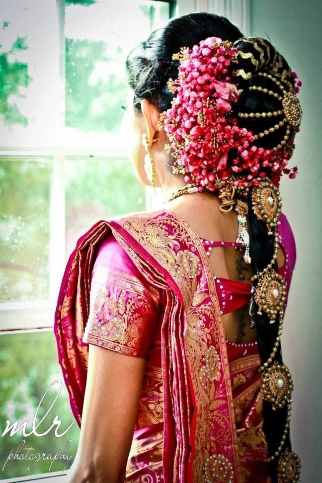 10 Stunning South Indian Wedding Hairstyles to Steal | Astro Ulagam